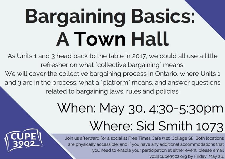 Town Hall May30